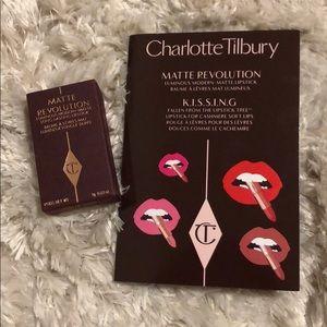 New Charlotte tilbury lipstick samples